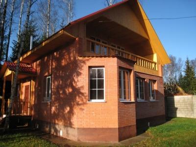 Дачный дом в п. «Искра-1»