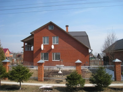 Коттедж в п. Крекшино (хутор Брехово)