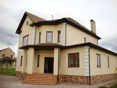 Коттедж в п. Новоглаголево