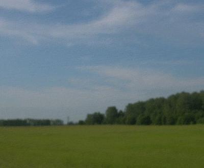 Земельный участок в п. Акиньшино