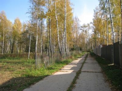 Земельный участок в д. Марьино